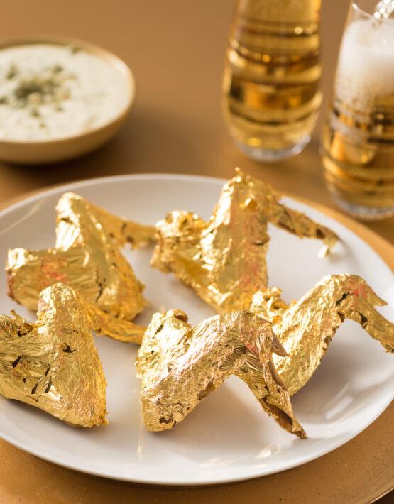 Pozlata Dimitrijević- Jestivi zlatni listići