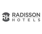 Pozlata Dimitrijević- Radison hotels logo