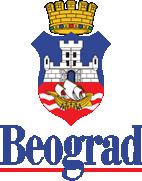 Pozlata Dimitrijević- Skupština grada Beograda logo