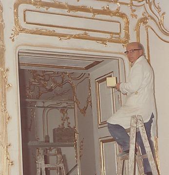 Pozlata Dimitrijević-Pozlata enterijera